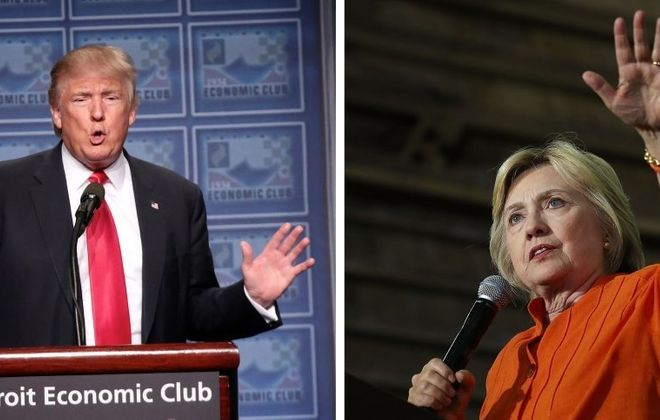 Watch Live: Hillary Clinton and Donald Trump face off in first 2016 presidential debate