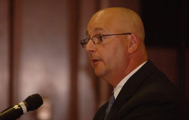 Louis Ciminelli , CEO of LPCiminelli. (Sharon Cantillon/News file photo)