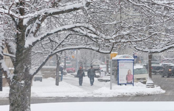 Will this winter be as unseasonably warm as the last? It's far too early to make any predictions, if you ask Don Paul. (John Hickey/News file photo)