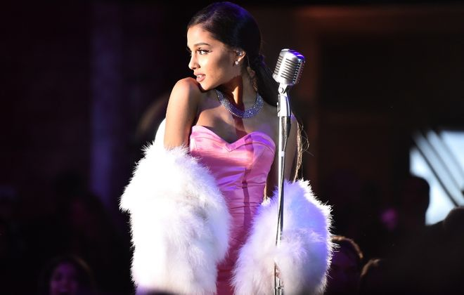 Ariana Grande will perform in the KeyBank Center on Feb. 21, 2017. (Getty Images)