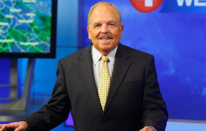 Channel 7 meteorologist Don Paul.