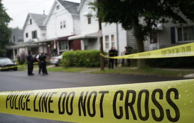 Gun violence in Buffalo (updated 7/31)