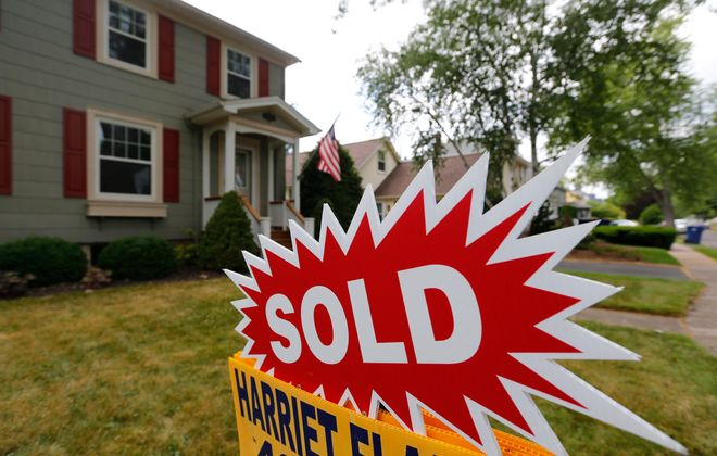 The inventory of homes for sale in Western New York in August 2016 was at the lowest it's been in 16 years. during that month.  (Mark Mulville/Buffalo News)