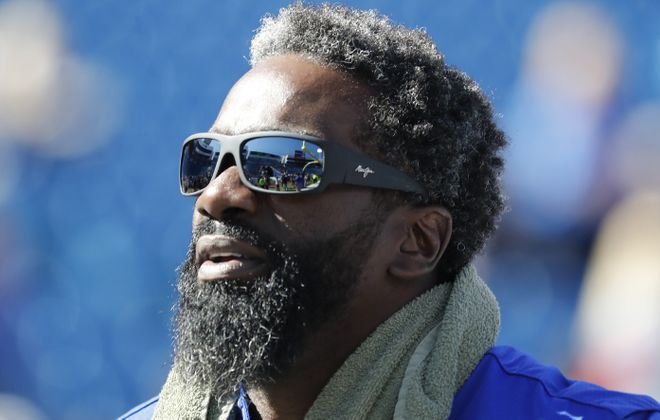 Ed Reed is one of 14 assistant coaches who was let go by the Buffalo Bills on Tuesday. (Harry Scull Jr./Buffalo News file photo)