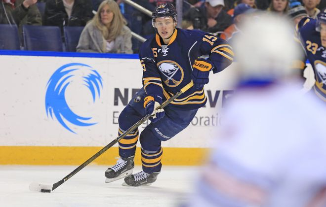 Jack Eichel is the one player the Sabres could least afford to be without.
