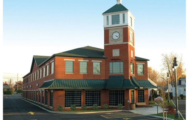 Iskalo Development is refinancing this Williamsville building for building and tenant improvements, with help from the Amherst Industrial Development Agency. (Iskalo Development)