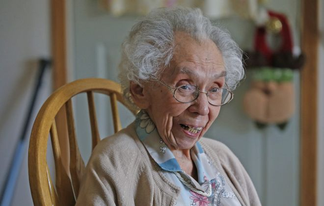 At 107, Tuscarora Nation's oldest resident 'just amazing'