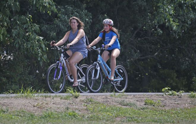 Tonawanda Rails to Trails is 'awesome'