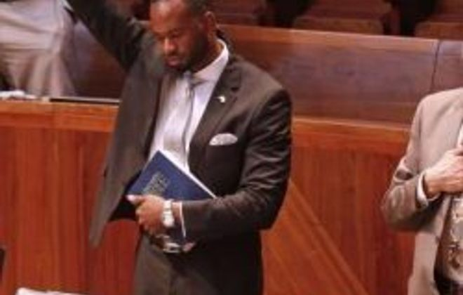 Buffalo Common Councilmember Ulysees  Wingo   (Robert Kirkham/Buffalo News)