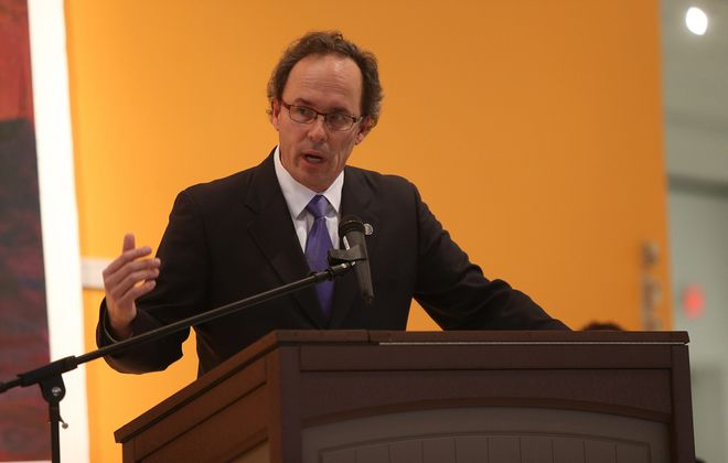 United States Attorney for the Western District of New York William Hochul, pictured in 2012, is now retiring. (News file photo)