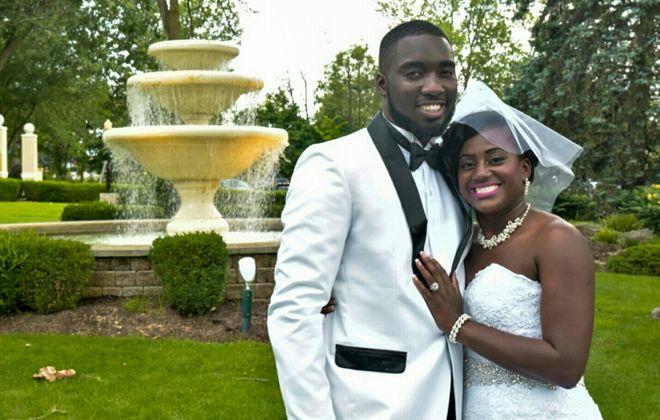 Carolyn Hutchen and Duncan Kirkwood are wed in Buffalo