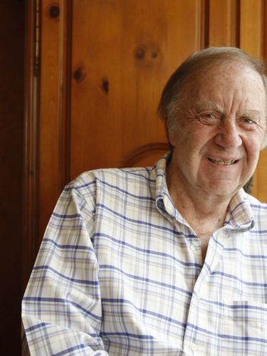 """Brock Yates, author, former executive editor of Car and Driver magazine, and writer of the screenplay for """"Canonball Run"""" and """"Smokey and the Bandit II,"""" has died.  (Derek Gee/News file photo)"""