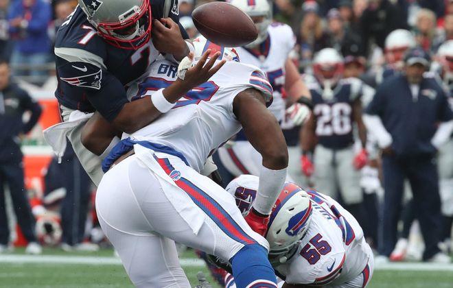 Second quarter analysis: Bills extend lead over Patriots