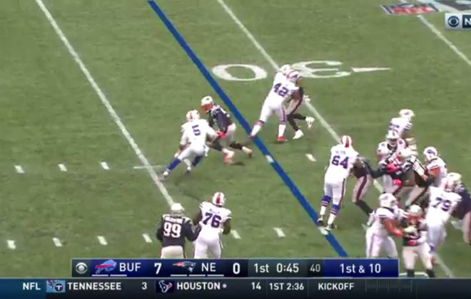 VIDEO: Highlights of Bills' 16-0 shutout at New England