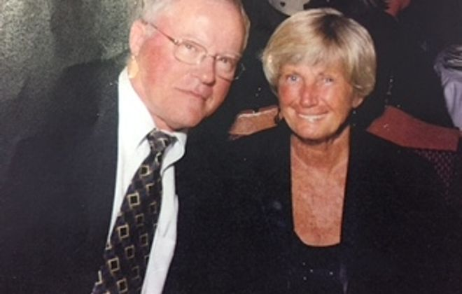 Ronald and Margaret Brawn celebrate 50 years of marriage