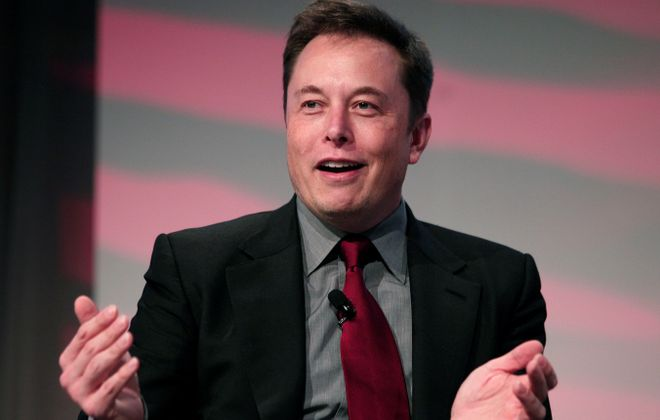 Elon Musk says Tesla will make badly needed respirators at the RiverBend plant in South Buffalo and says all respirators provided by the company will be given away. (Getty Images)