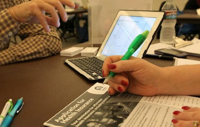 New York health insurance exchange sign-up starts today