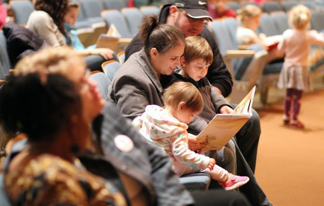 The WNY Children's Book Expo on Nov. 6 will feature authors and illustrators, book signings, story readings and more.  (Peter Scumaci)