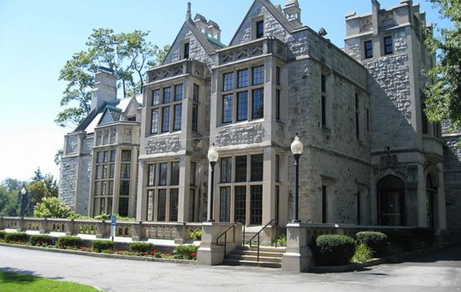 The Clement House, which houses the American Red Cross Western New York Chapter, is being considered by the ECIDA for a nonprofit campus.