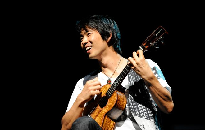 An appearance by ukelele virtuoso Jake  Shimabukuro was a highlight of the Buffalo Philharmonic Orchestra's last season.