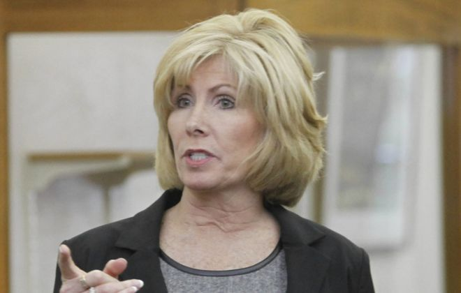 West Seneca Town Supervisor Sheila Meegan proposed a budget with a 3.95 percent tax rate increase. (Derek Gee/News file photo)