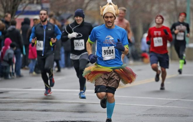 Turkey Trot registration is entering its final days. (Robert Kirkham/News file photo)