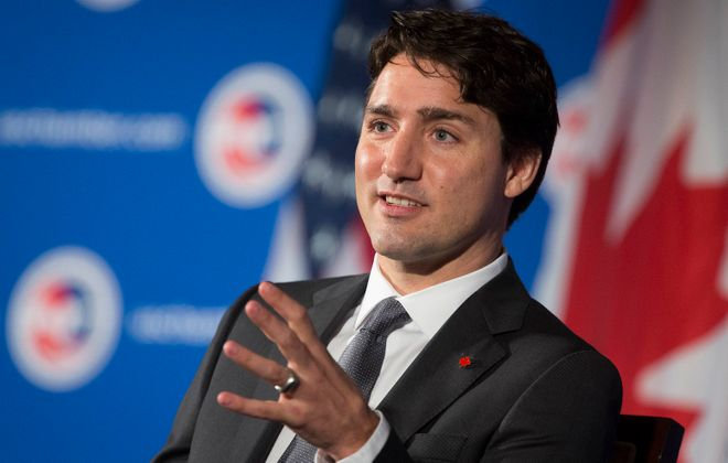 Canadian Prime Minister Justin Trudeau. (Getty Images)