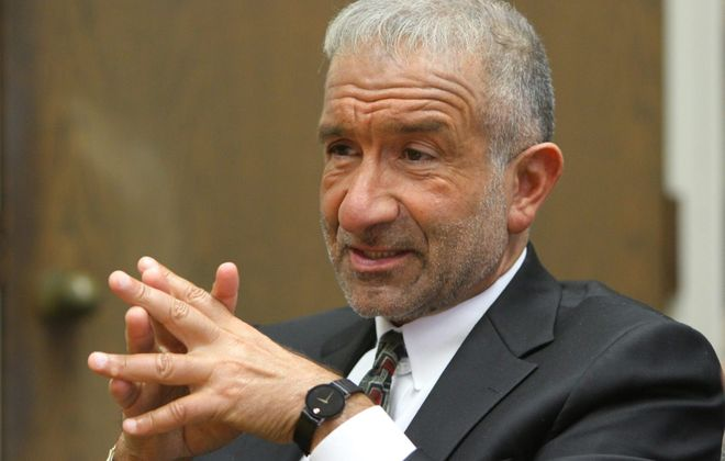 Alain Kaloyeros sent many emails back and forth to Buffalo developer Louis Ciminelli about the RPF for the RiverBend project. (Mark Mulville/News file photo)