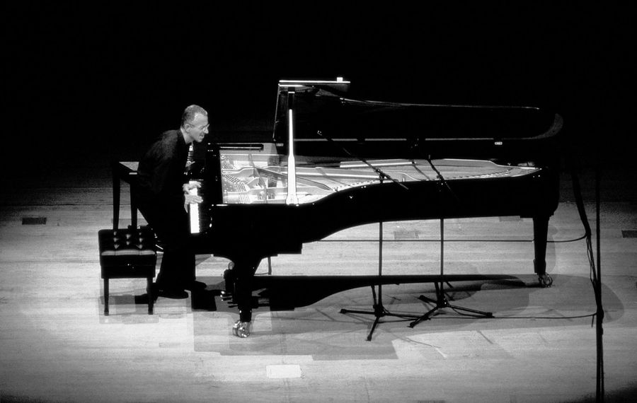 """La Fenice"" is a new two-disc set recorded by Keith Jarrett in 2006."