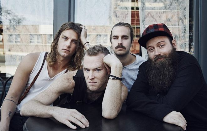 Judah & the Lion return to Buffalo for a show at the Town Ballroom. (Photo by Sully Sullivan)