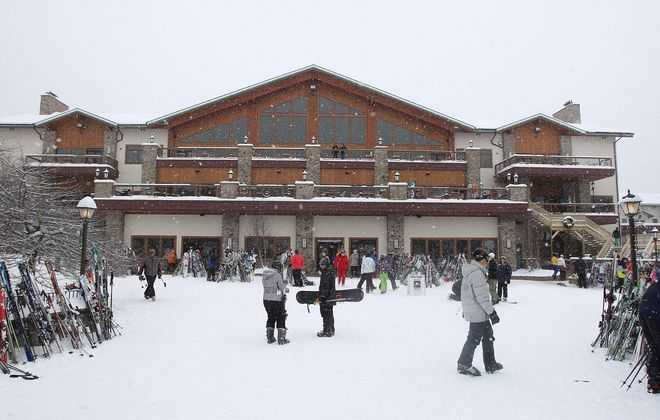 Holiday Valley is hoping to be open on Black Friday. (Mark Mulville/News file photo)