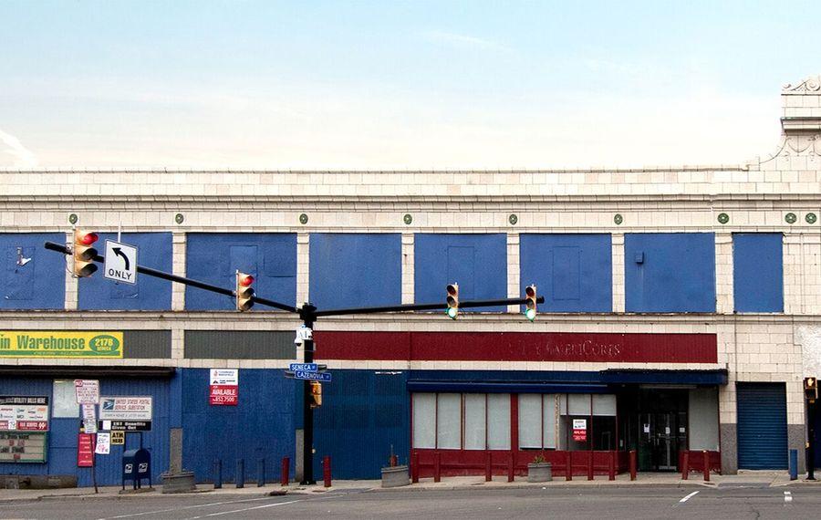 Shea's Seneca Theatre destined for revival