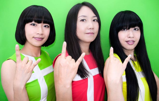 Shonen Knife will perform at the Waiting Room.