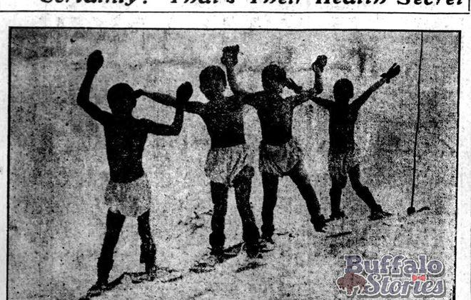 Buffalo in the '20s: At JN Adam Memorial, a groundbreaking 'sun cure' for tuberculosis