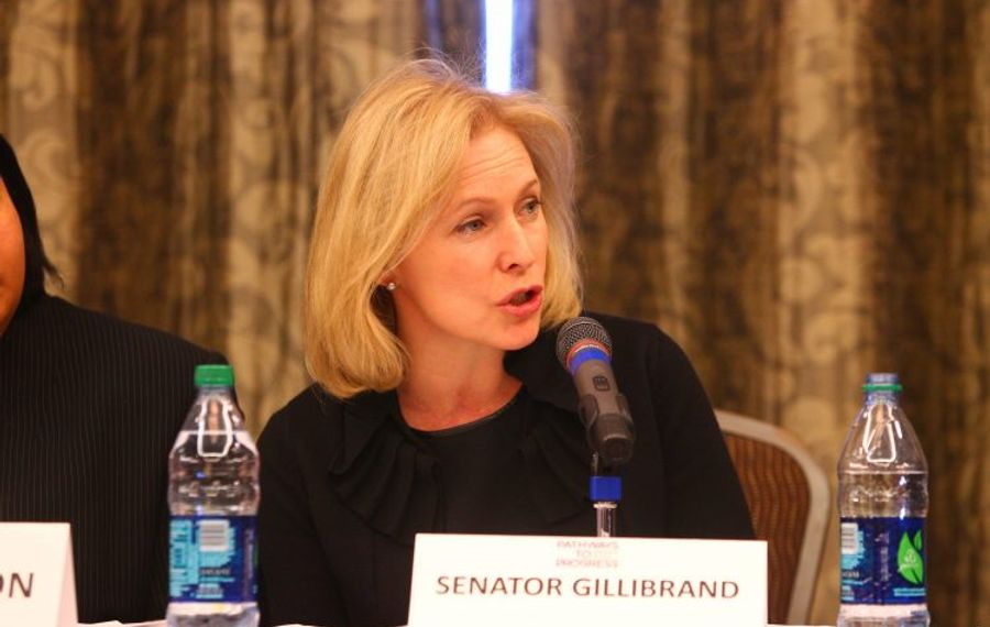 Sen. Kirsten Gillibrand should be elected to a second full term in office. (John Hickey/Buffalo News file photo)