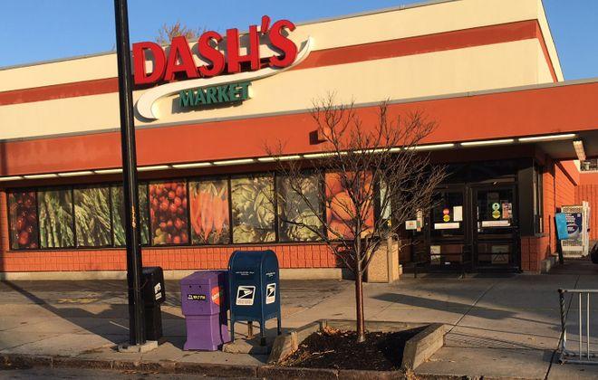Dash's on Hertel Avenue. (News file photo)
