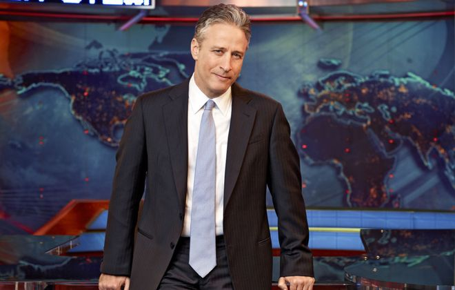 The story of how 'The Daily Show' became 'The Daily Show'