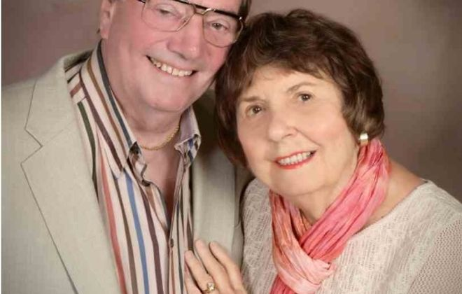 Robert and Donette Thurlow celebrate 50th anniversary
