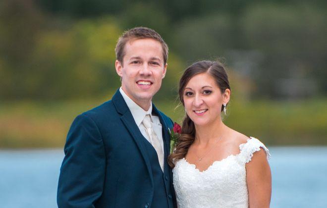 James C. Livingston and Karen E. Merrill wed in Franklinville