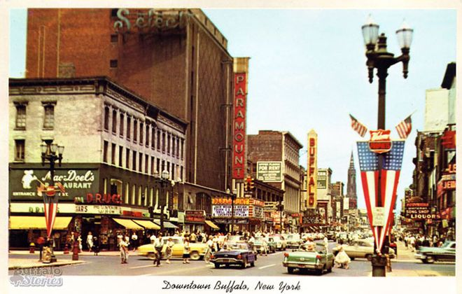 What It Looked Like Wednesday: Main Street in postcards