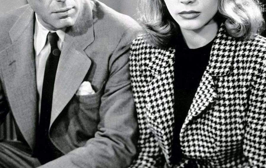 """Humphrey Bogart and Lauren Bacall starred in """"The Big Sleep,"""" thes subject of one of Jeff Simon's summer reads for 2018. (Buffalo News file photo)"""