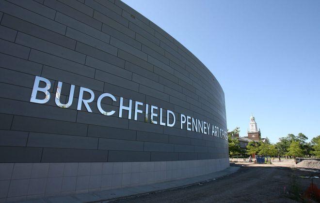 The Burchfield Penney Art Center. (News file photo)