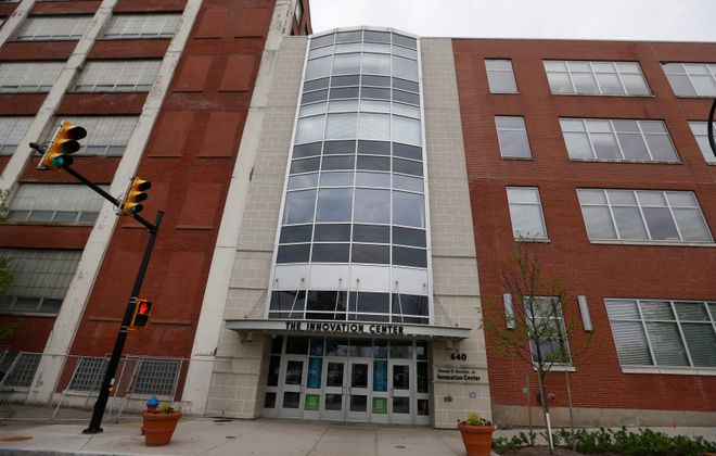 The Innovation Center at 640  Ellicott St. (Robert Kirkham/Buffalo News file photo)