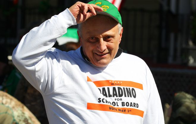 Recent comments by Carl Paladino may affect his political future. (Mark Mulville/Buffalo News)