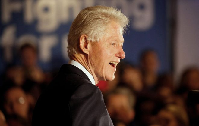 Former U.S. President Bill Clinton pardoned both his brother and one of his biggest campaign donors. (Derek Gee/News file photo)