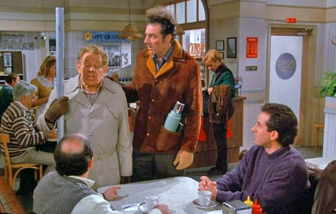 "Inspired by ""Seinfeld,"" Festivus - The Holiday for the Rest of Us will return to Hydraulic Hearth on Dec. 23."