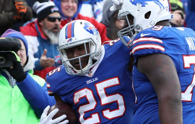 The Bills need running back LeSean McCoy to be at his best in 2017. (James P. McCoy/Buffalo News)