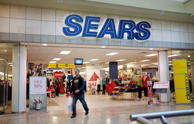 Sears has filed bankruptcy to cut its debts and keep operating at least through the holidays. (Getty Images)