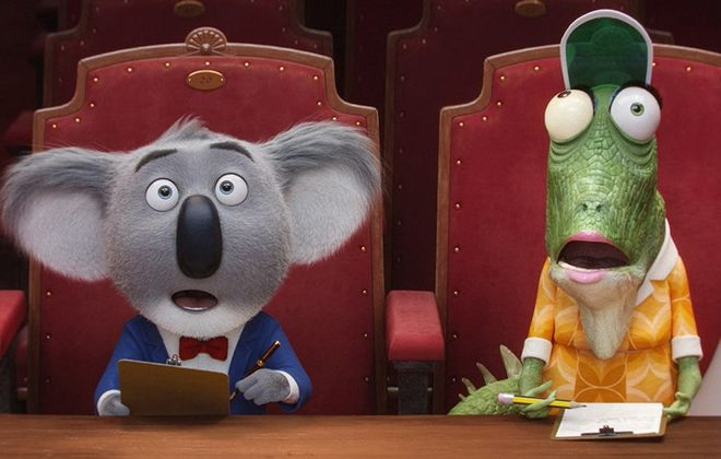 """The new animated film """"Sing"""" is great for the entire family."""
