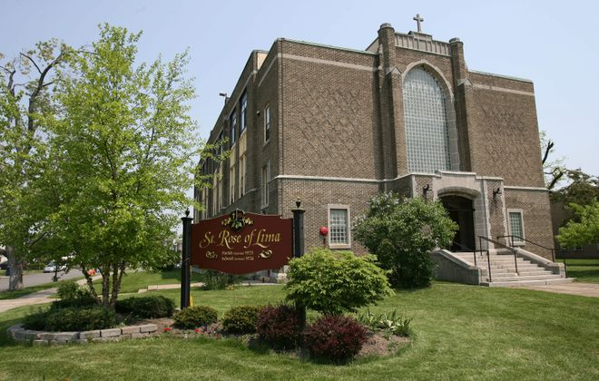 St. Rose of Lima Church will be redeveloped with the help of historic tax credits.